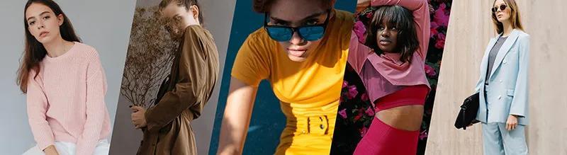 PANTONE 2022春夏季纽约时装周流行色发布