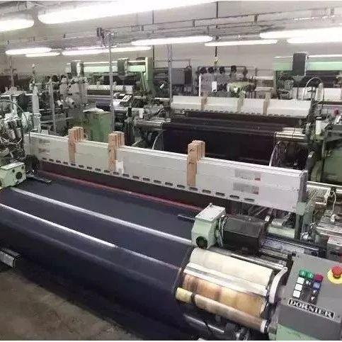 纺织知识:剑杆织机、喷气织机及其织物的区别