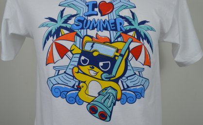 服装t恤烫画是什么? t恤烫画温度是怎样的?