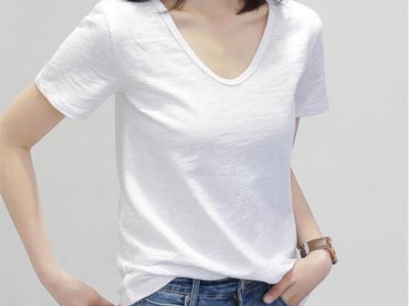 纯棉T恤怎么选?
