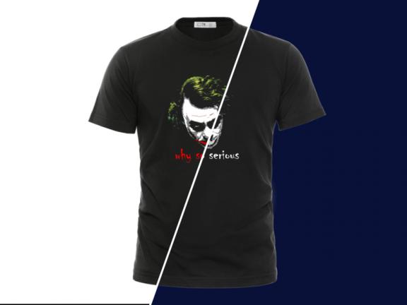 T恤定制工艺简介和流程