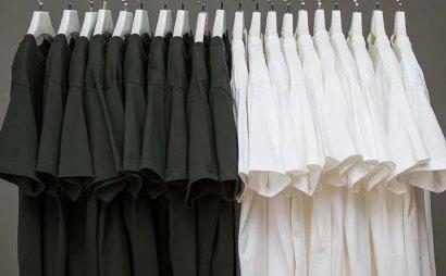 我们要如何挑选一件高质量的白T恤 ?